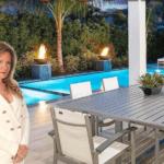 Top South Florida realtor Stephanie Kaufman presenting a luxury property.